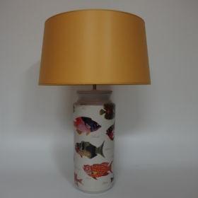 lampvoet-porselein-vissen