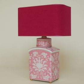 lamp-porselein-pink-roze