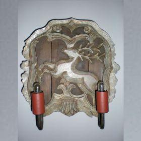 wandlamp-hout-hert