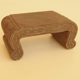 bankje-steen-china