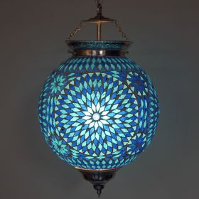 hanglamp-mozaiek-glas-blauw