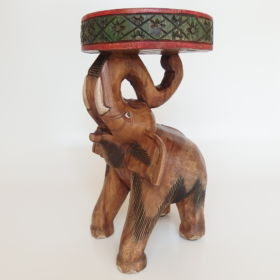 stool-wood-elephant